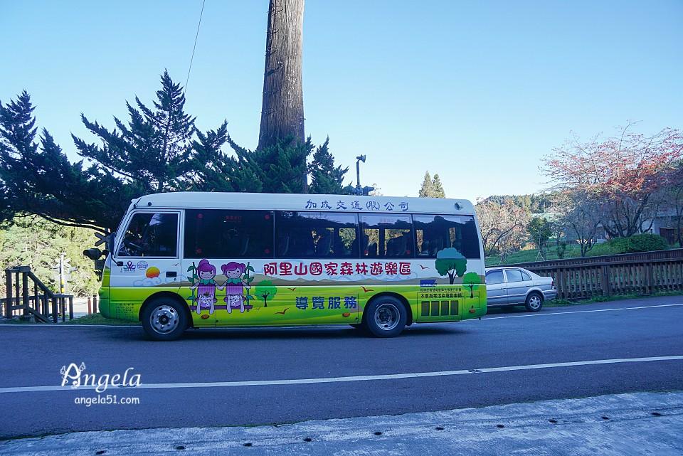 阿里山遊園車
