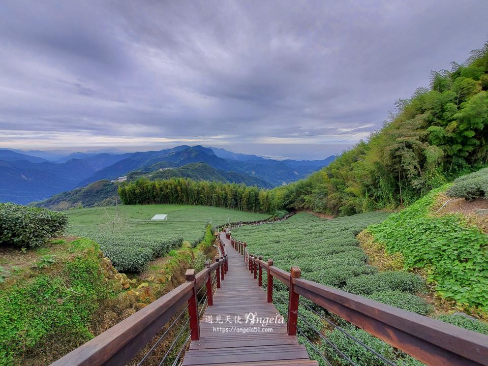 石倬霞之步道景點
