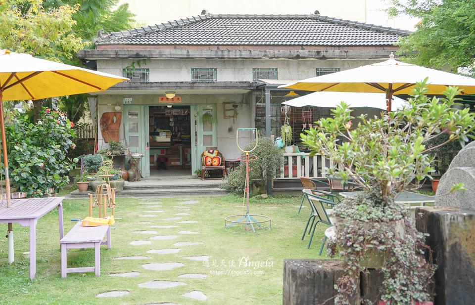 梅山日式老屋咖啡廳徐徐品創