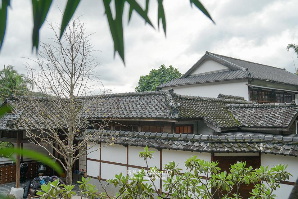 北投文物館日式建築古蹟