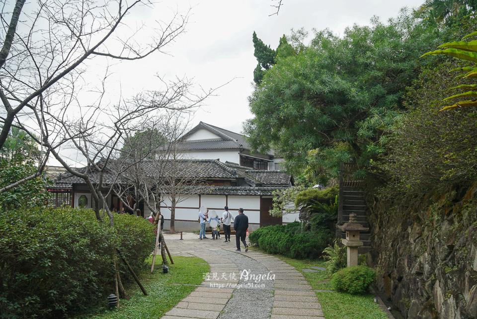 北投文物館日式老宅建築古蹟