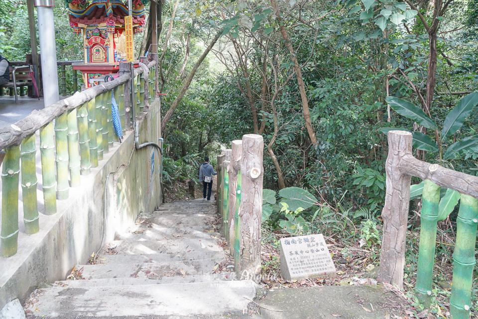 茶展中心步道入口