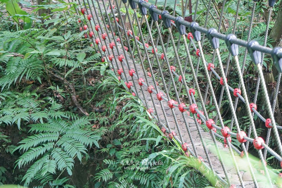 貓空壺穴吊橋