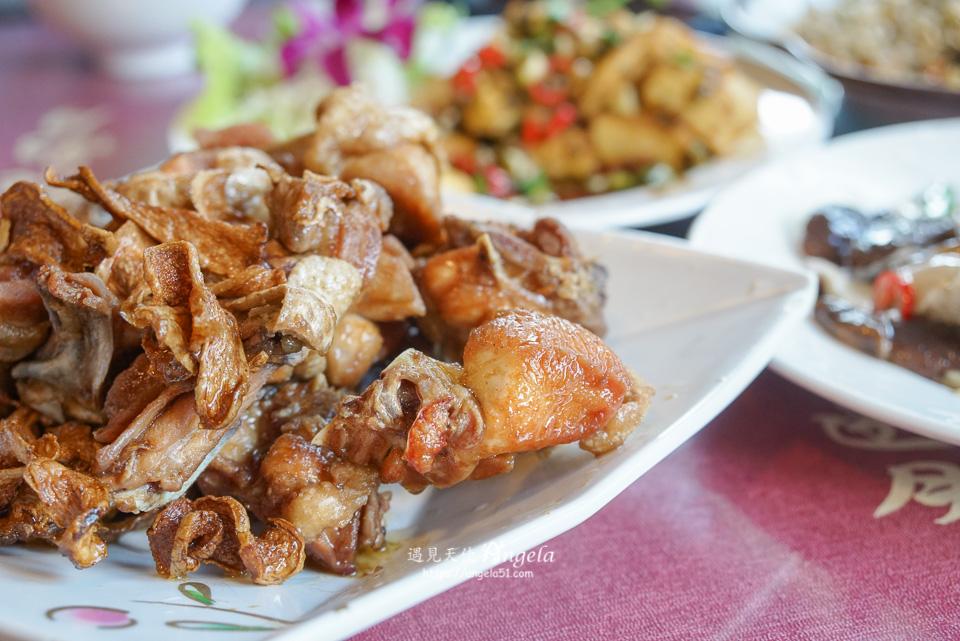 貓空邀月美食餐廳推薦茶油雞