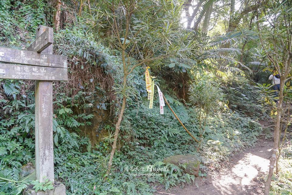 三峽鳶山彩壁捷徑