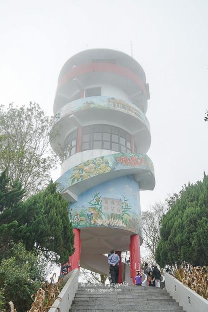 薑麻園暸望台雲海