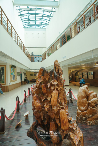 大雪山森林遊客中心