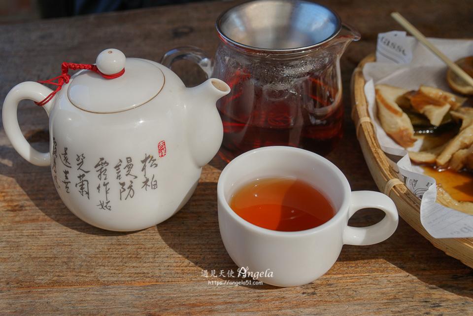 石坪茶屋泡茶下午茶