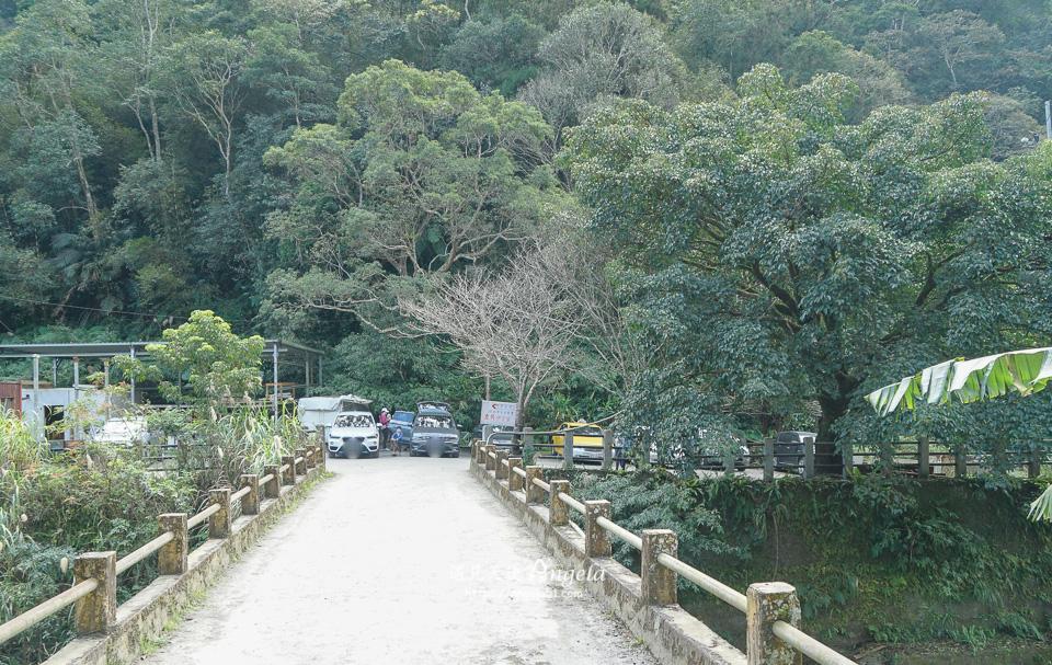 烏來福山部落停車