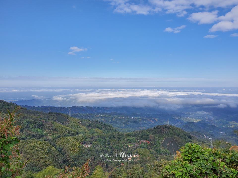 南投竹山雲海