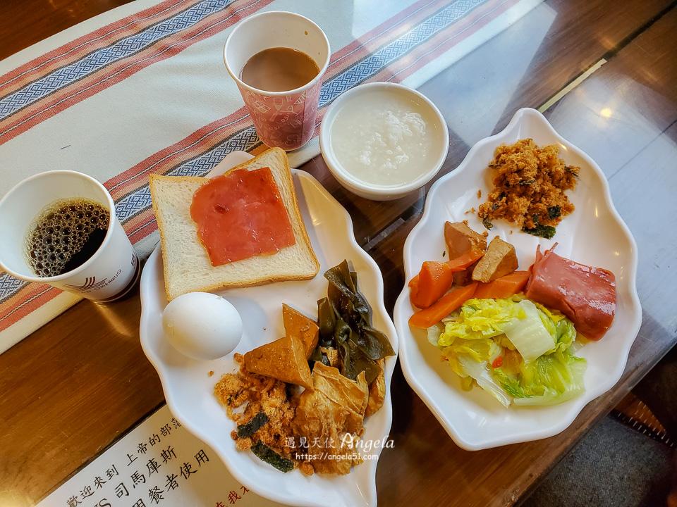 迦南小木屋早餐
