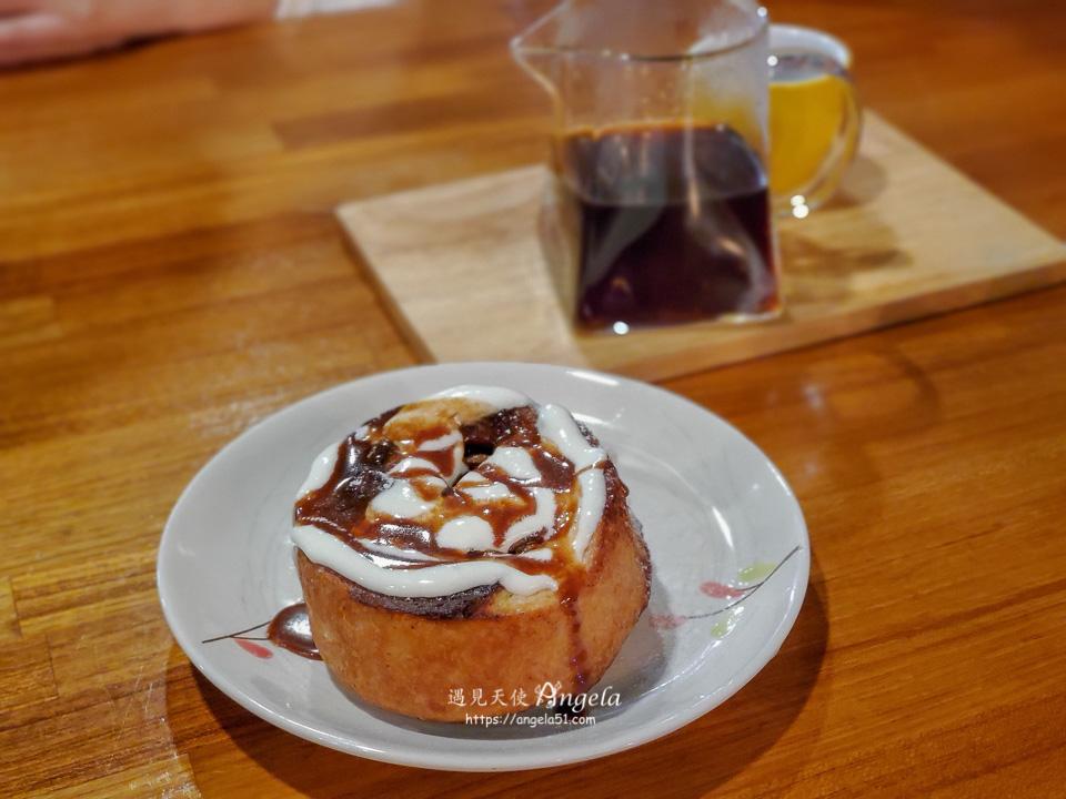 關西下午茶肉桂捲品味生活咖啡廳