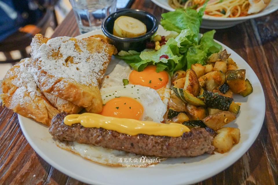 中山站早午餐荷蘭小鬆餅
