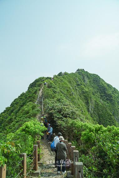 基隆嶼登山步道