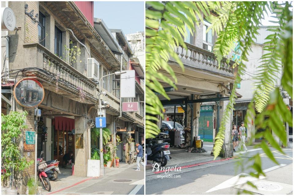 月霞咖啡赤峰街老屋咖啡廳
