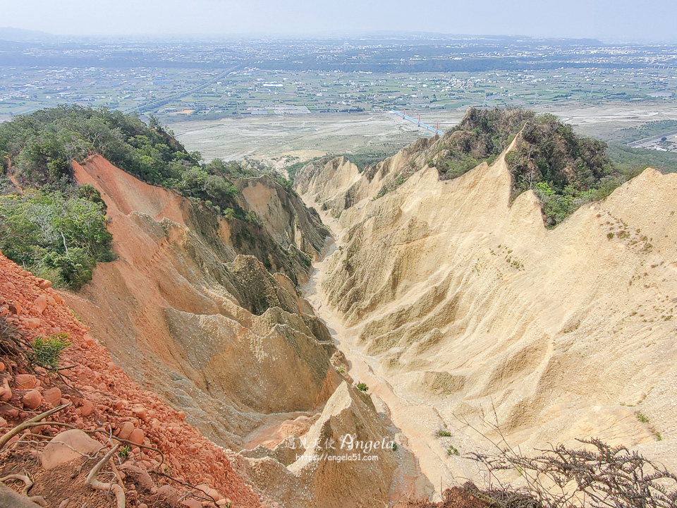 火炎山大峽谷