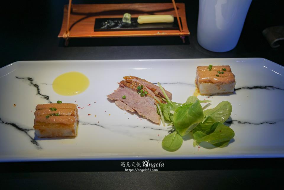 Toh-A 桌藏餐廳套餐前菜