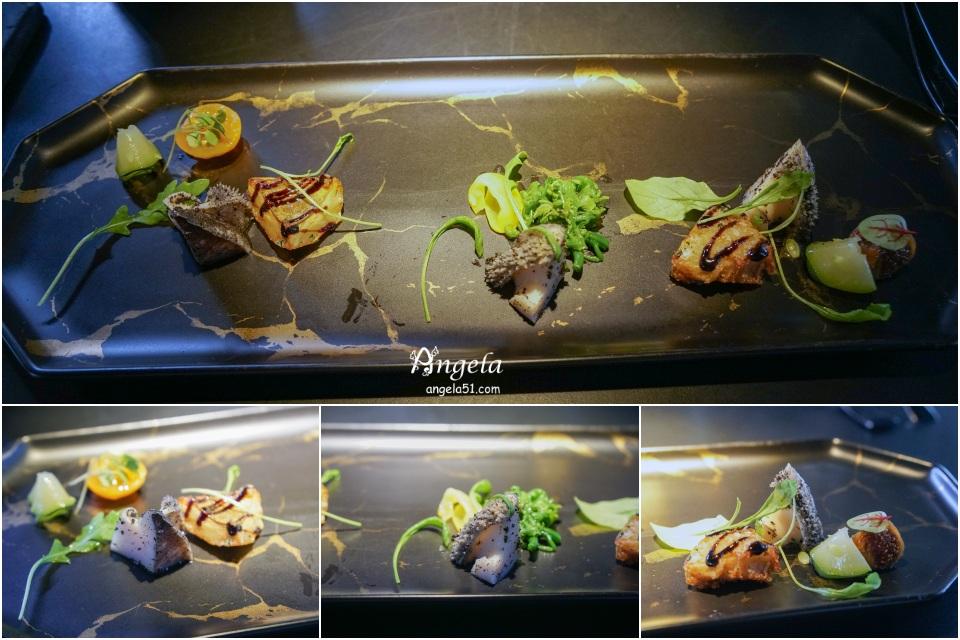 Toh-A 桌藏餐廳菜色