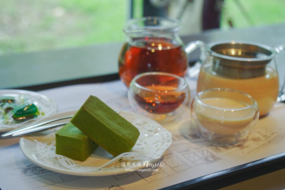 大溪老茶廠下午茶