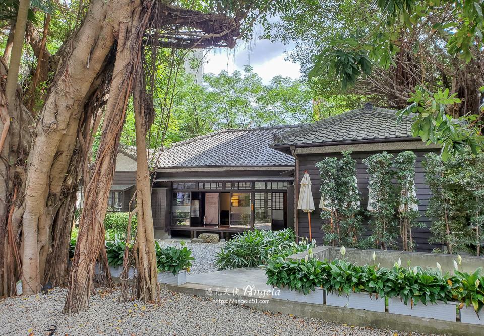 台灣文學基地台北齊東街日式老屋