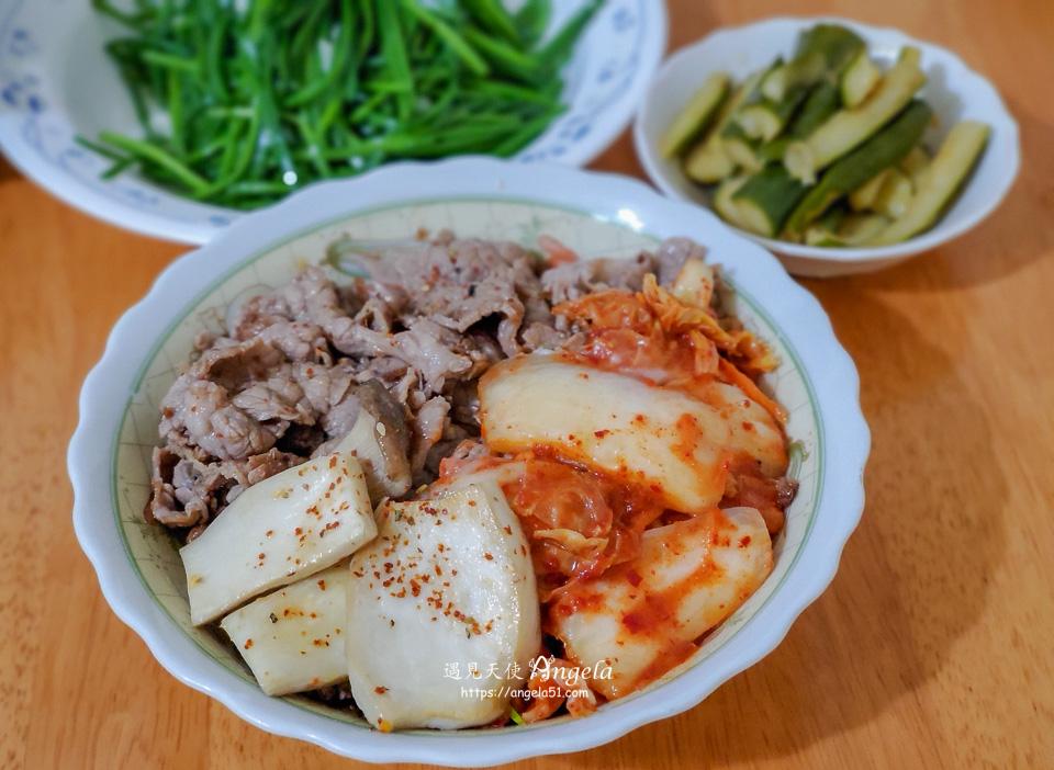 韓式泡菜製作