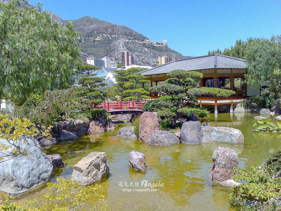 摩納哥日本花園