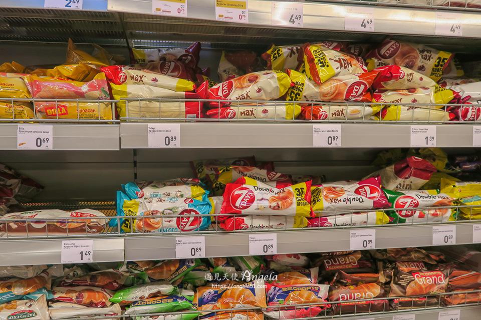 保加利亞超市買什麼