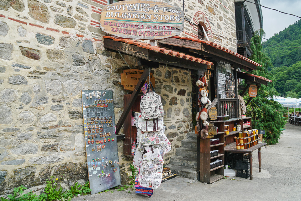 保加利亞購物