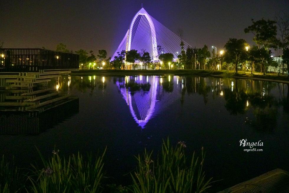 水湳中央公園抹茶湖