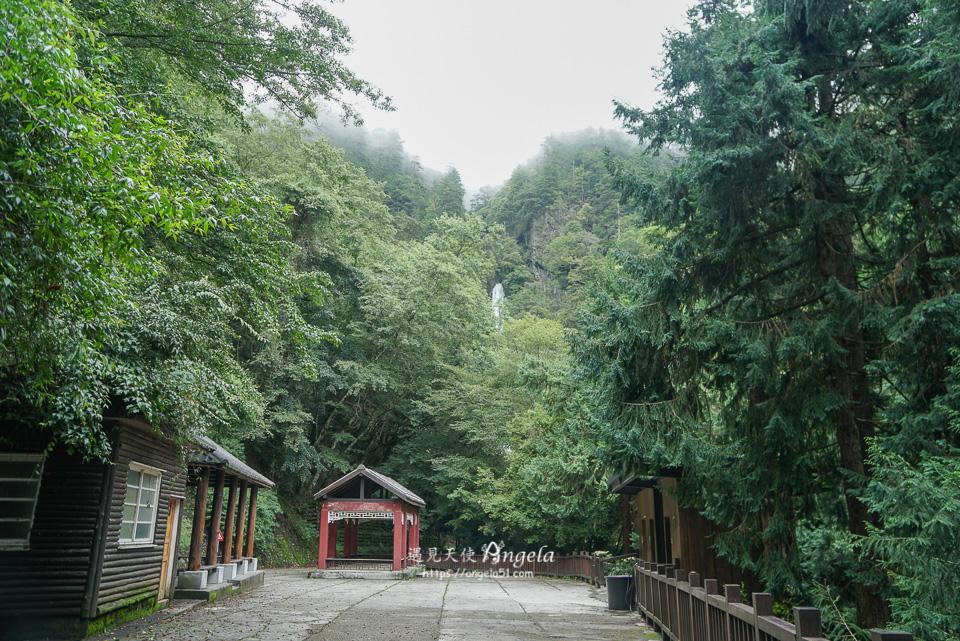 武陵農場桃山瀑布