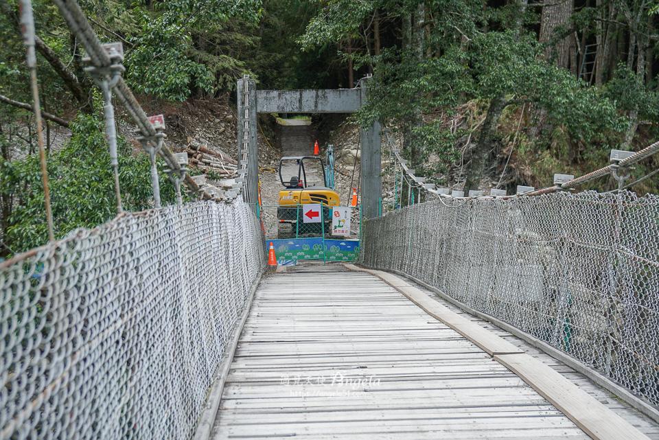 武陵農場武陵橋