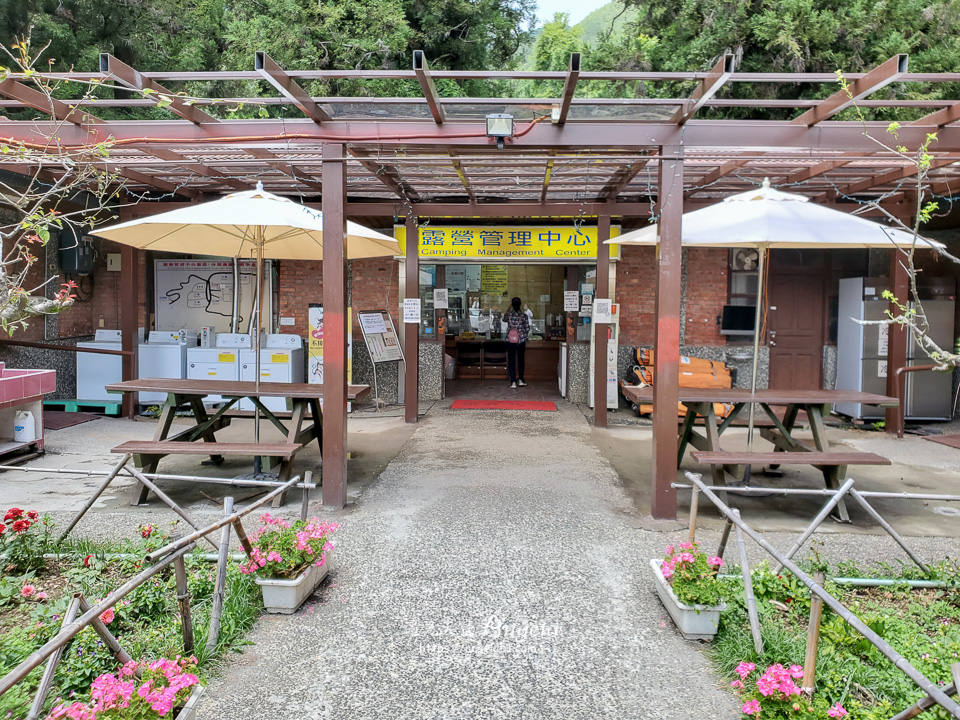 武陵農場露營管理中心