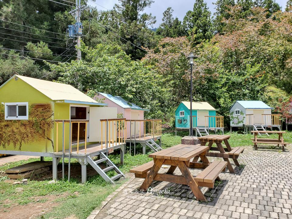 武陵農場露營區B