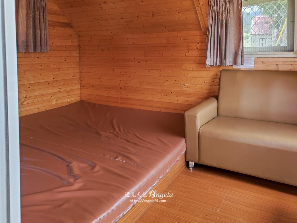 武陵農場露營區景觀小木屋