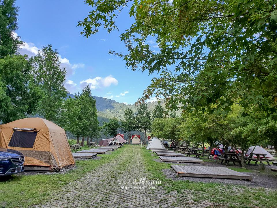 武陵農場露營區A1