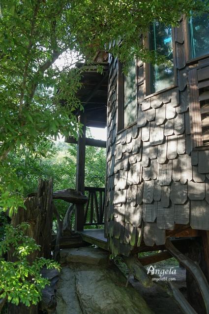 清境樹屋 十八怪民宿