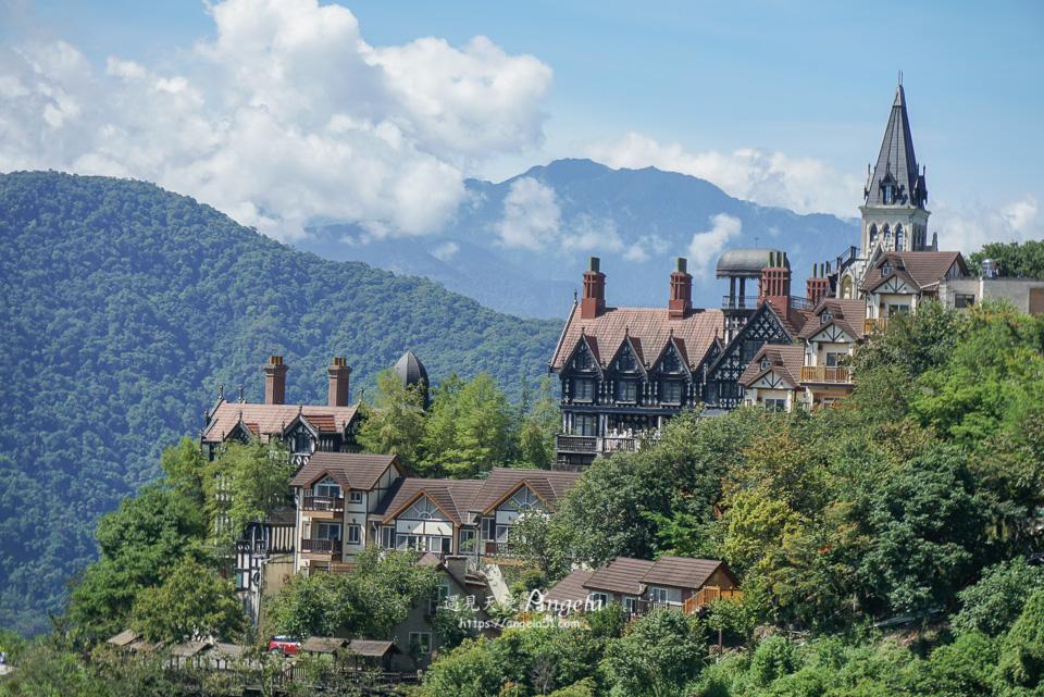 清境老英格蘭歐式城堡飯店