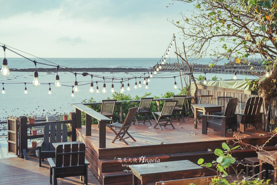 三芝海景咖啡館海邊灶咖
