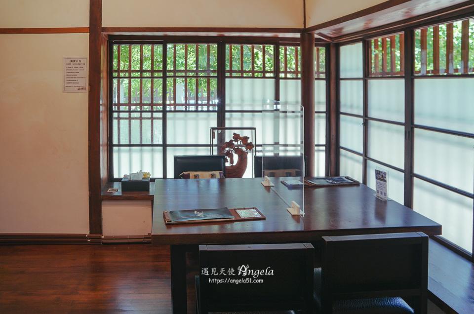 台北日式老屋餐廳 松山療養所所長宿舍