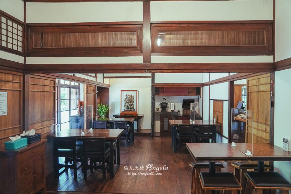 日式老屋餐廳 台北南港松山療養所宿舍