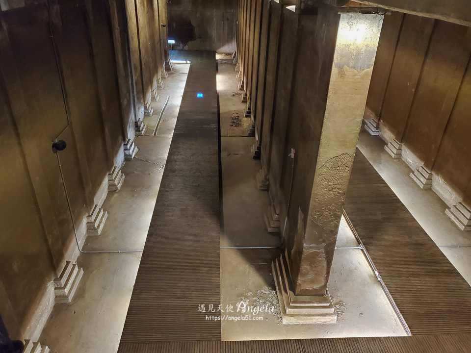 公館觀音山蓄水池 台北地下水宮殿