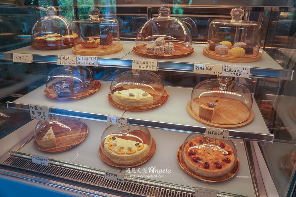 中興新村甜點千層蛋糕丘山茶