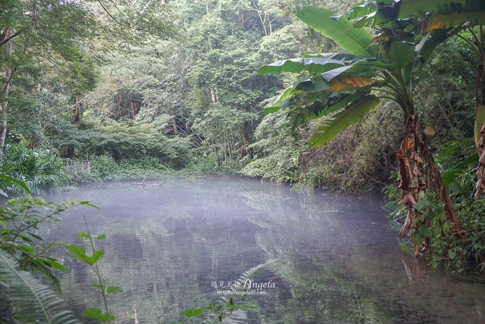 苗栗夢幻湧泉四十二份湧泉自然生態步道